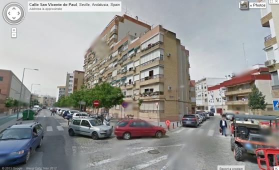 Calle San Vicente de Paul