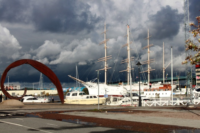 Pelabuhan Gothenburg