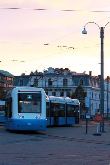 Trem di Gothenburg