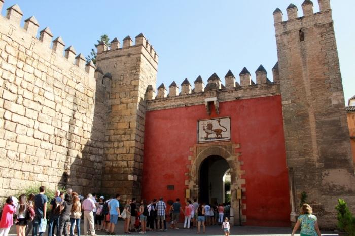The Lion Gate
