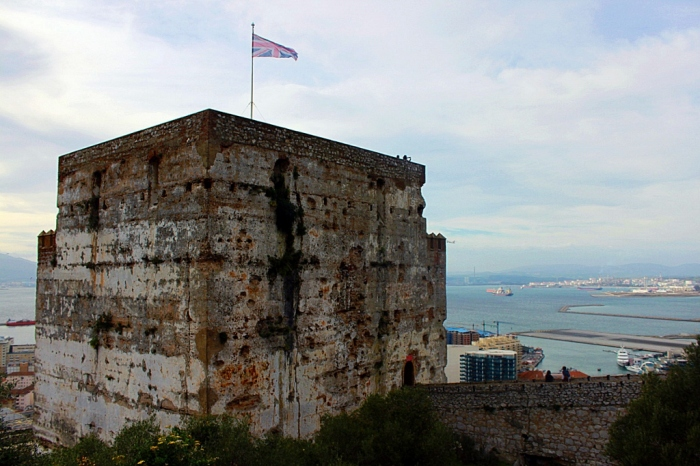 Moorish Castle